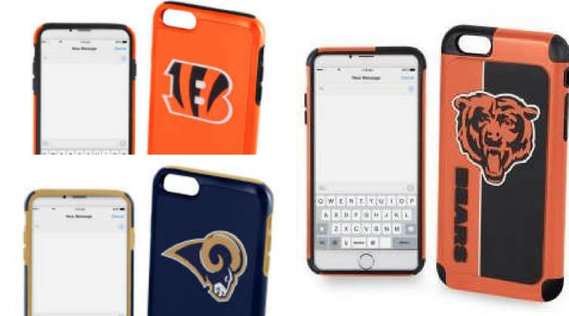NFL Cases for iPhone 6 and 6s