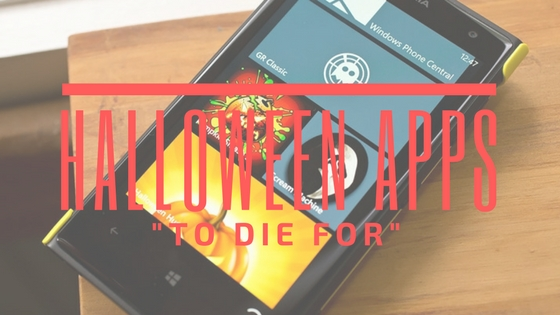 Halloween Apps