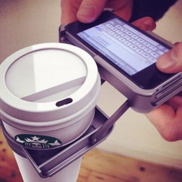 Coffee Cup Handler Case