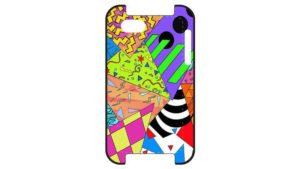 bright shape case