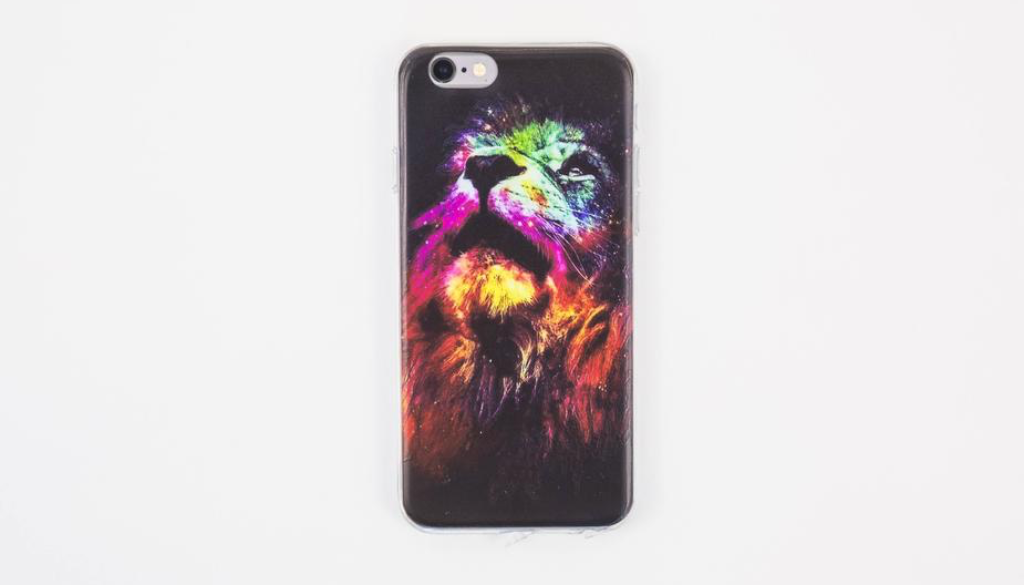 iphone case lion