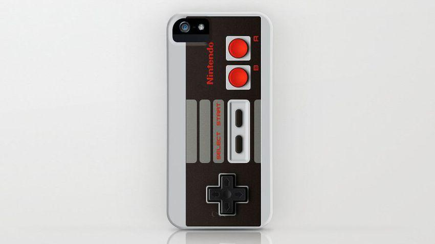 nintendo phone case