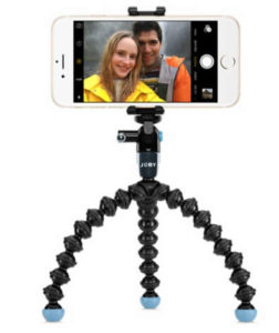 JOBY GripTight GorillaPod Magnetic Mount and Flexible Tripod