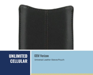 Universal Leather Sleeve/Pouch