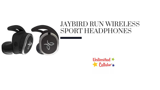 Jaybird Run Wireless Sport Headphones