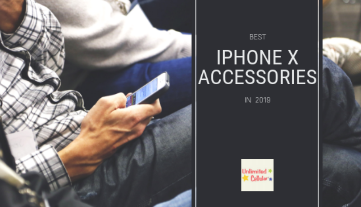 best iphone x accessories