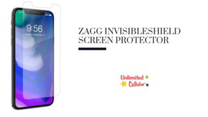 ZAGG InvisibleShield Tempered Glass and Screen Protector