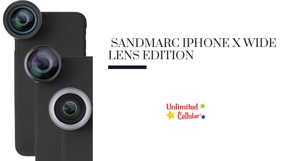 SandMarc iPhone X Wide Lens Edition