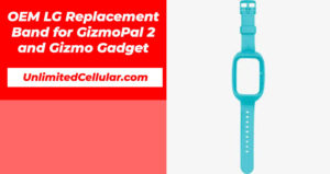 OEM LG Replacement Band for GizmoPal 2 and Gizmo Gadget