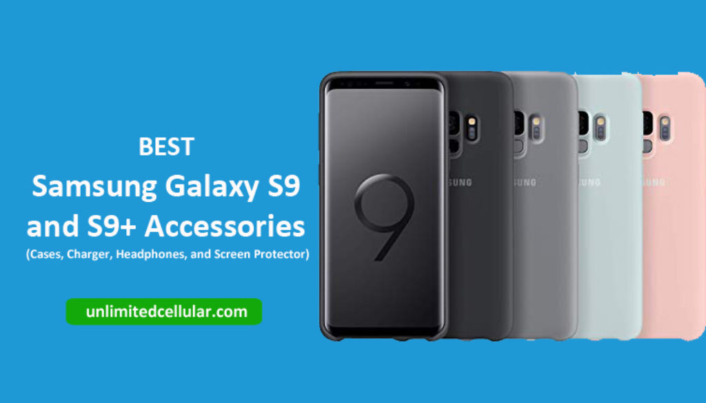 Samsung Galaxy S9 Accessories