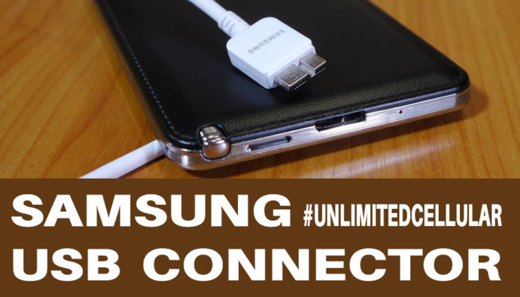 Samsung USB Connector