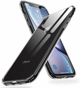 Humixx Crystal Clear iPhone XR Case