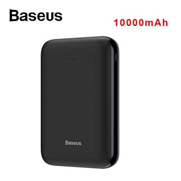 Baseus Black Mini JA Power Bank 10000mAh